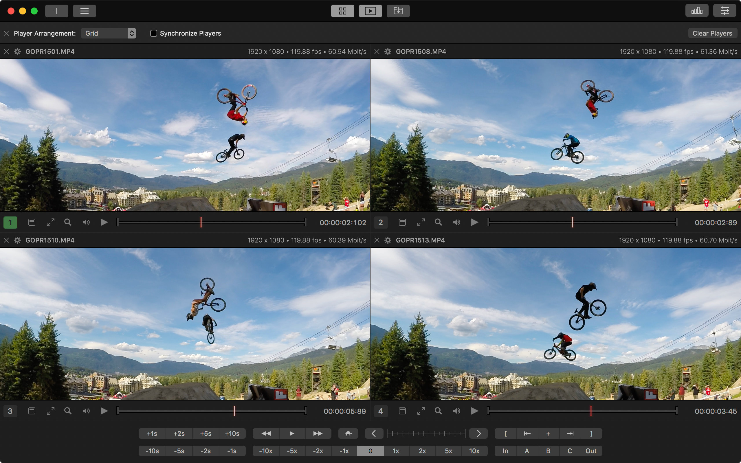Videoloupe for Mac - The Video Player for Videographers
